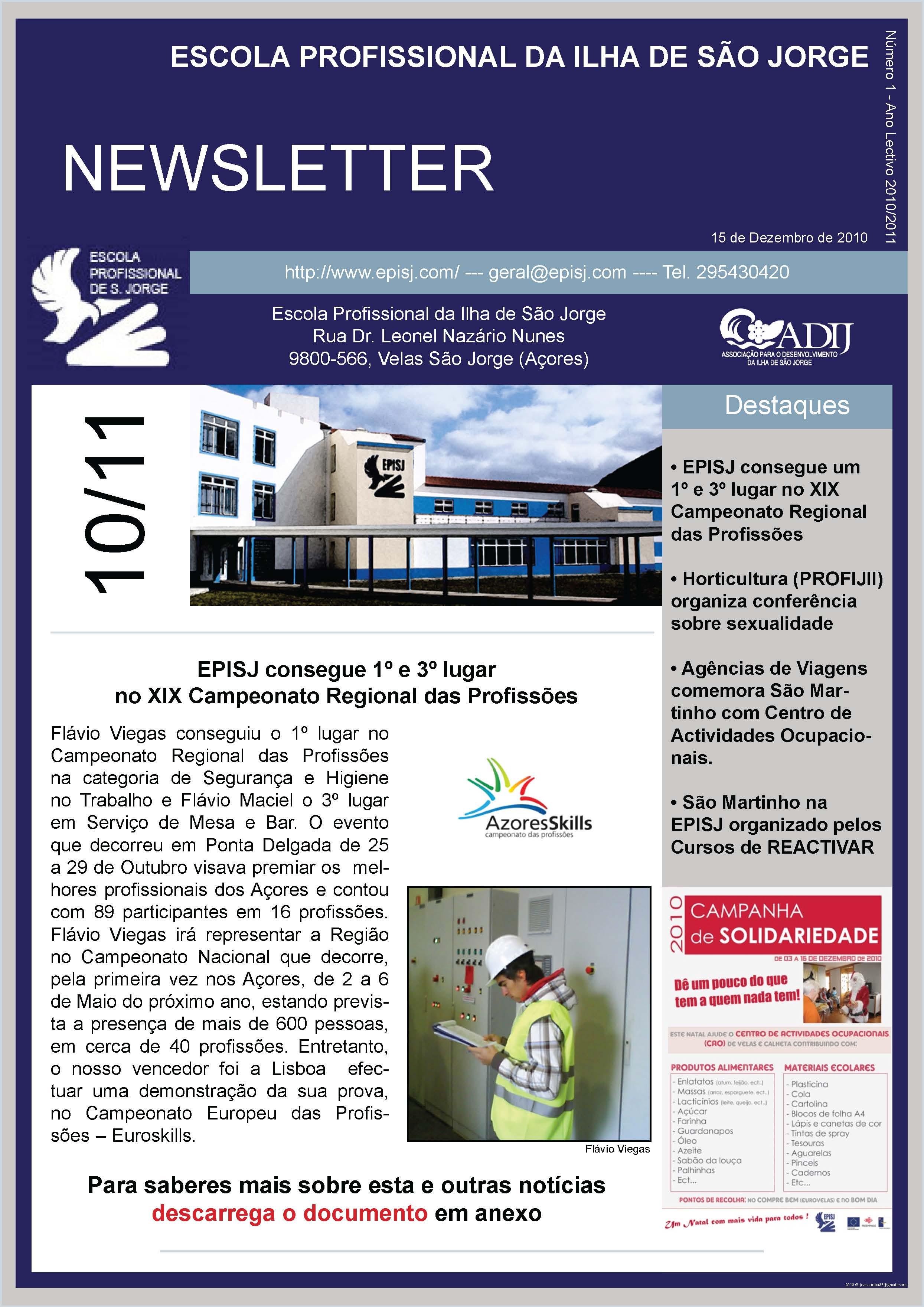 Edição Dezembro 2010