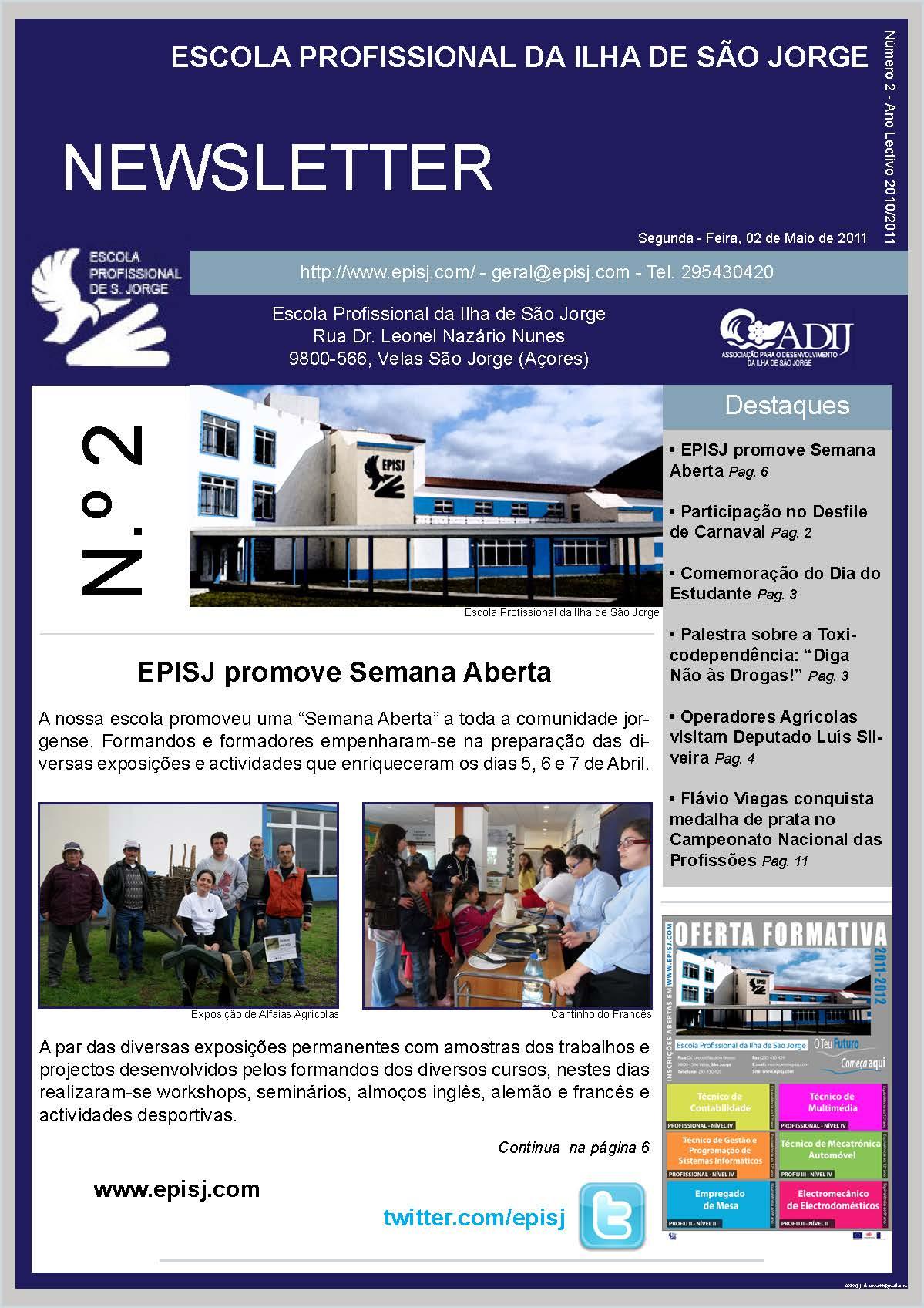 Edição Abril 2011