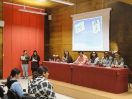 Conferência sobre Sexualidade na EPISJ
