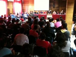 Debate para a Associação de Estudantes