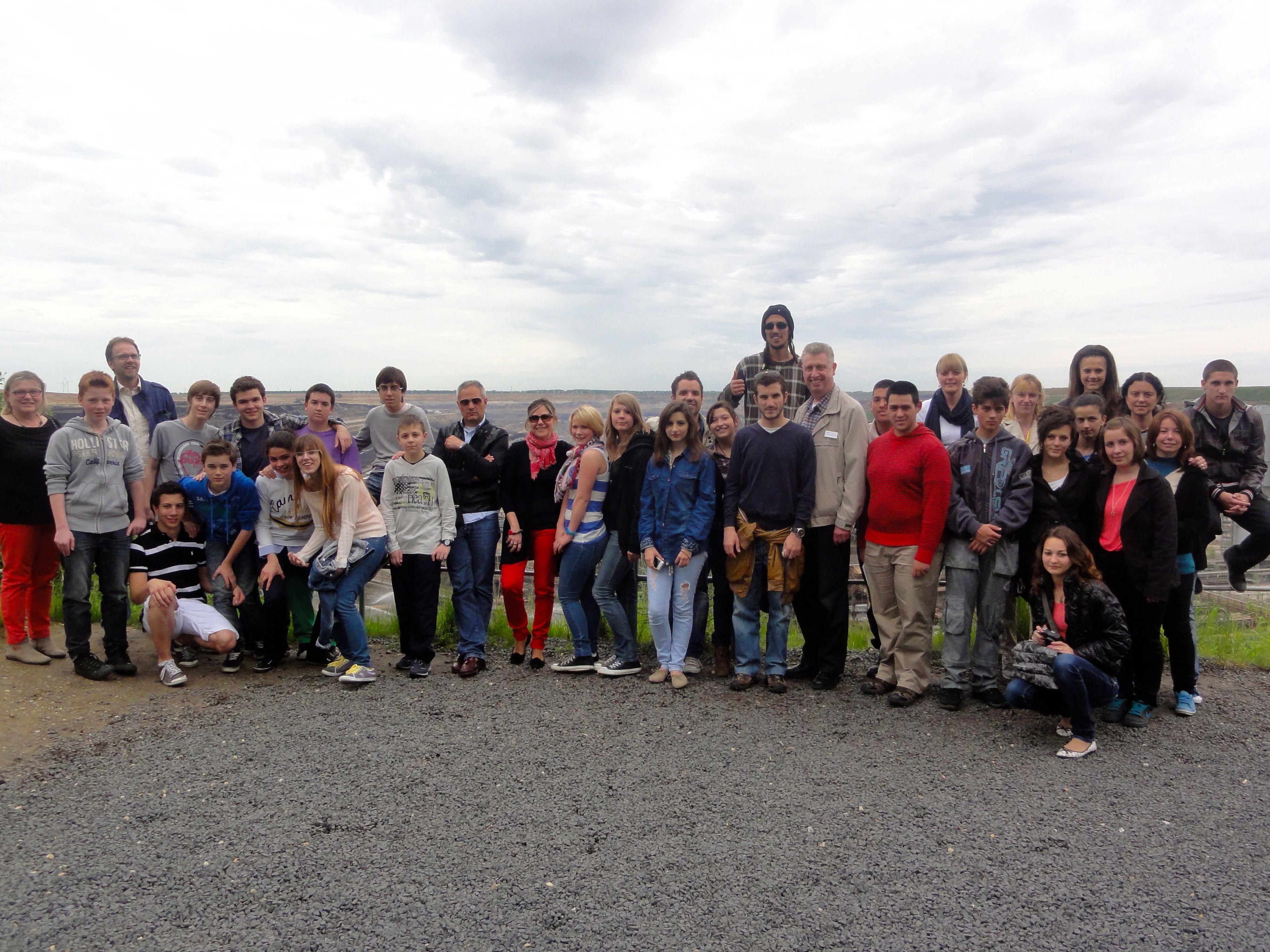 Schüler der EPISJ in Deutschland!