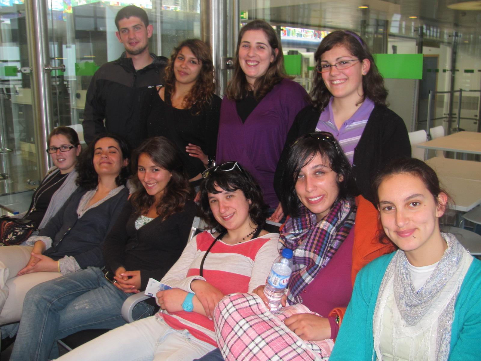 Formandos de Turismo à descoberta da Lisboa novecentista!