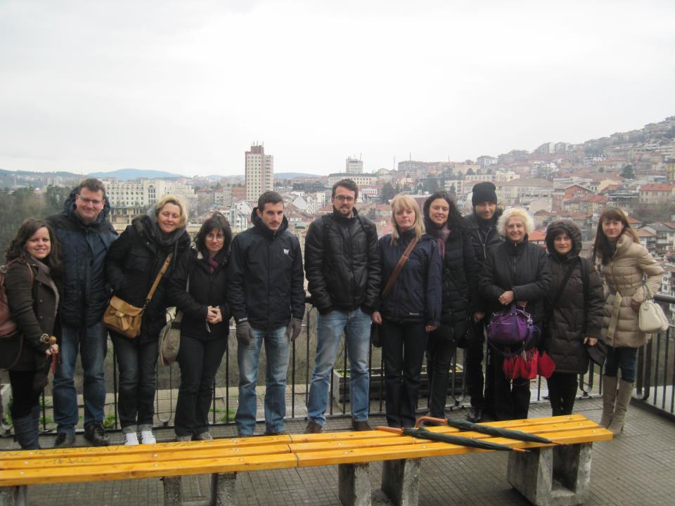 2a Visita da EPISJ à Bulgária