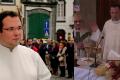 Padre Eurico Caetano entrevistado por formando da EPISJ