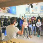 Empresas maritímo-turísticas de São Jorge contribuem para a formação dos nossos alunos