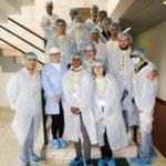 Curso Técnico de Produção Agrária/ Produção Animal Visita a Uniqueijo – União de Cooperativas Agrícolas de Laticínios de São Jorge