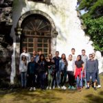 Turismo do 1.º ano realiza Tour do Património Local da Ilha de São Jorge