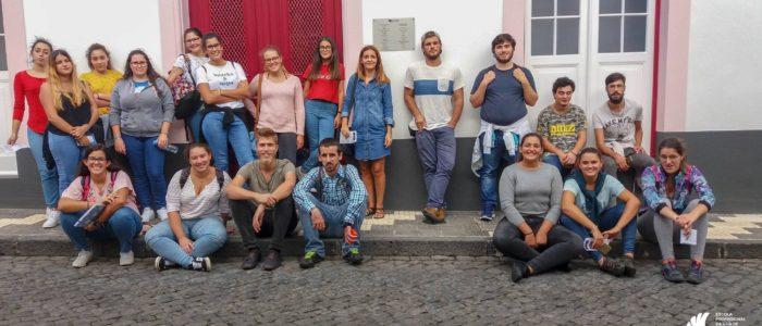 Circuito Histórico-cultural da Vila das Velas - Curso Técnico de Turismo Ambiental e Rural