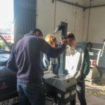 Visitas de Estudo às Instalações da Controlauto Açores