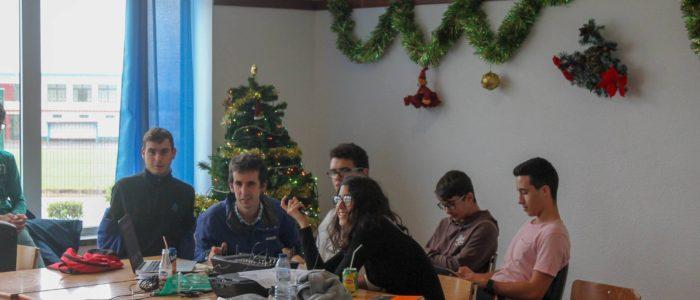 Festa de Natal da EPISJ 2018