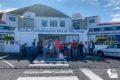 Formandos da EPISJ colaboram na limpeza da Orla Costeira.